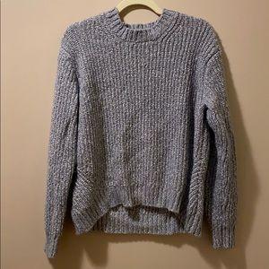 Faherty knit crewneck sweater